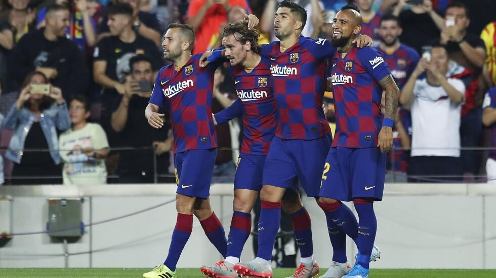 برشلونة يشتري صمت أتلتيكو مدريد بـ 15 مليون يورو