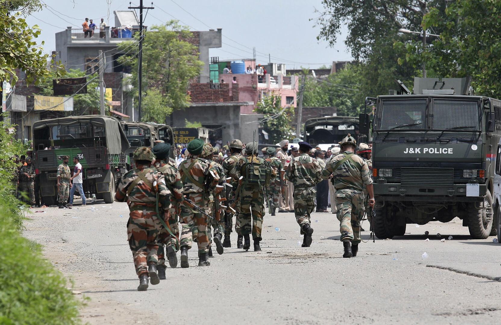 الهند ترصد نشاطا ملحوظا للطائرات المسيرة الباكستانية على الحدود