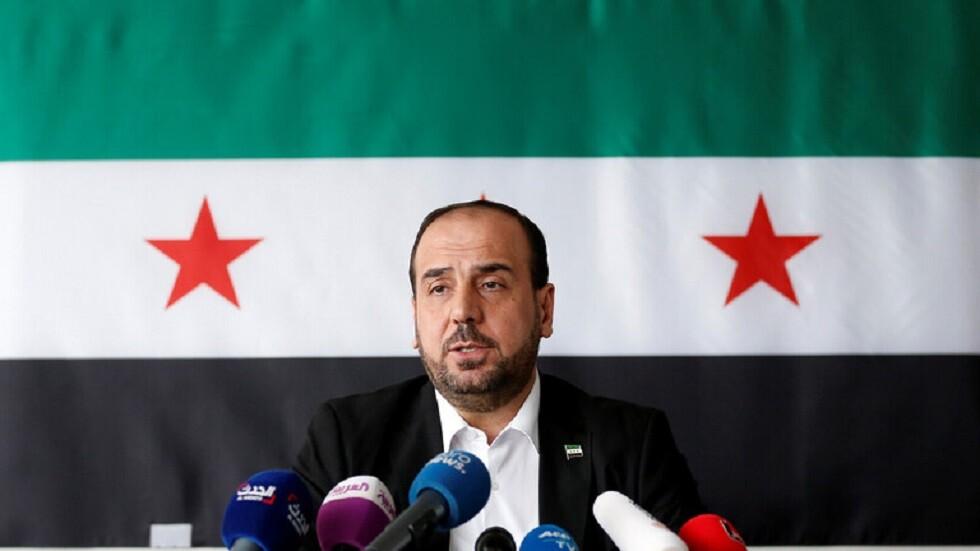 المعارضة السورية تدعو الحكومة السورية إلى توافق سوري