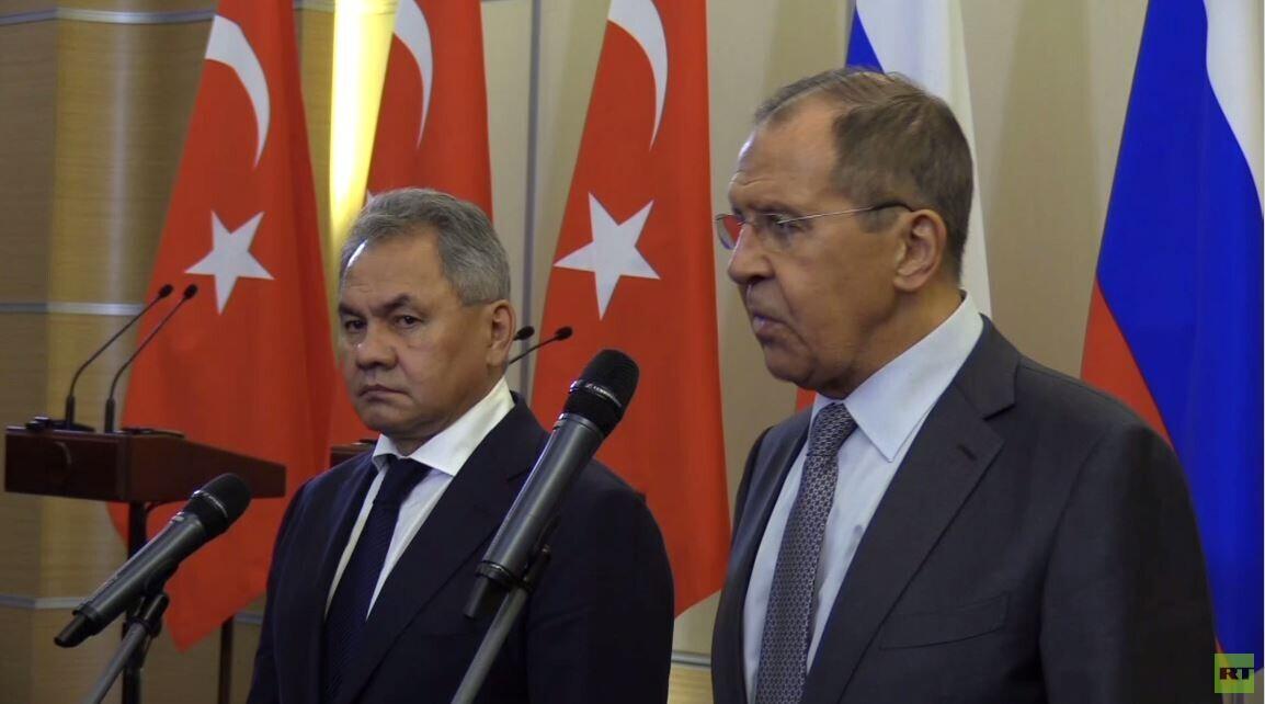 شويغو: المهمة الأساسية لمحادثات بوتين وأردوغان حول سوريا تمثلت بوقف الأعمال القتالية في البلاد