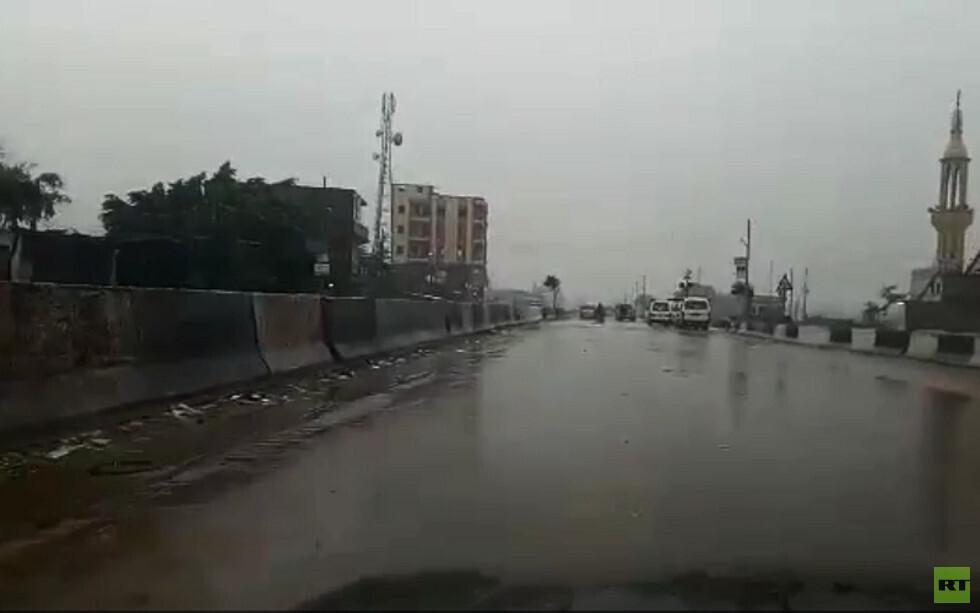 وزارات مصرية ترفع درجة الاستعداد تحسبا لهطول أمطار غزيرة