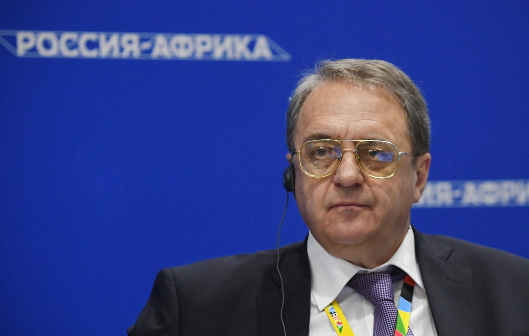 بوغدانوف: مسألة عودة رحلات التشارتر لمنتجعات البحر الأحمر في مصر سيتم حلها قريبا