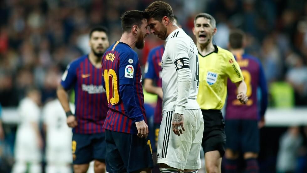 رسميا.. تحديد موعد الكلاسيكو بين برشلونة وريال مدريد