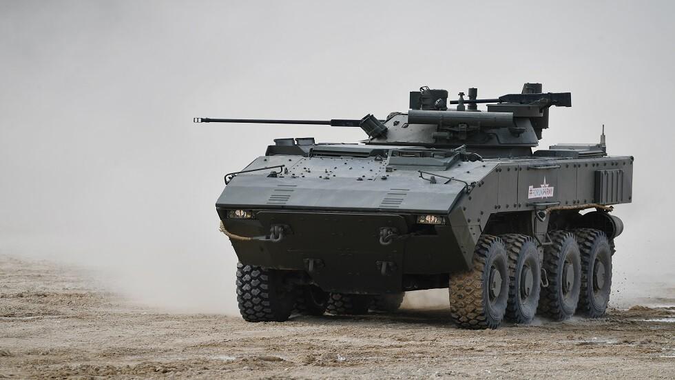الجيش الروسي يعتزم الانتقال إلى دبابات مدولبة