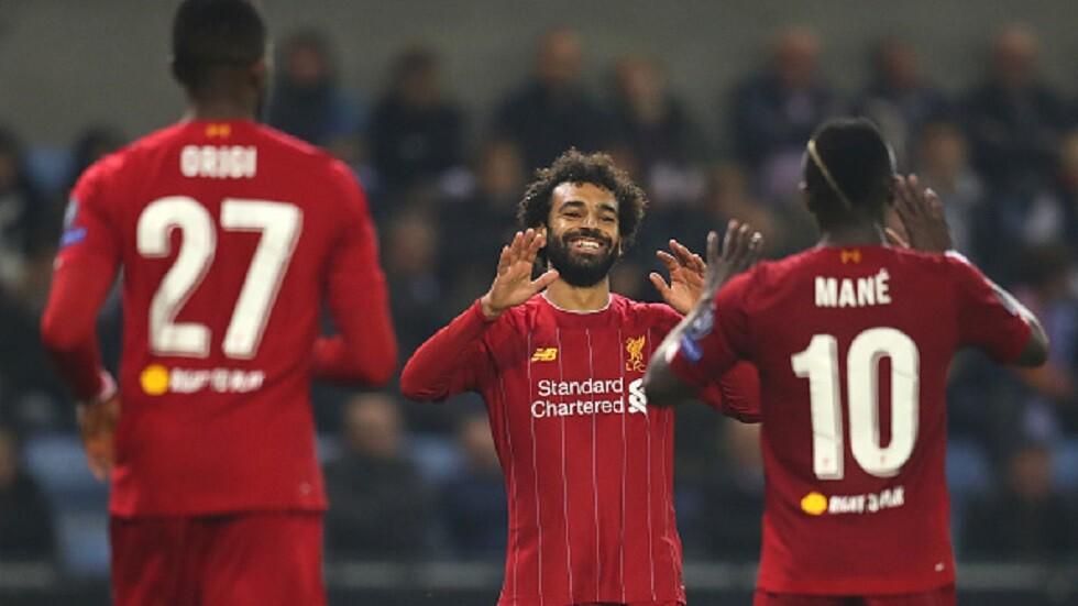 دوري الأبطال.. ليفربول يقسو على جينك برباعية (فيديو)