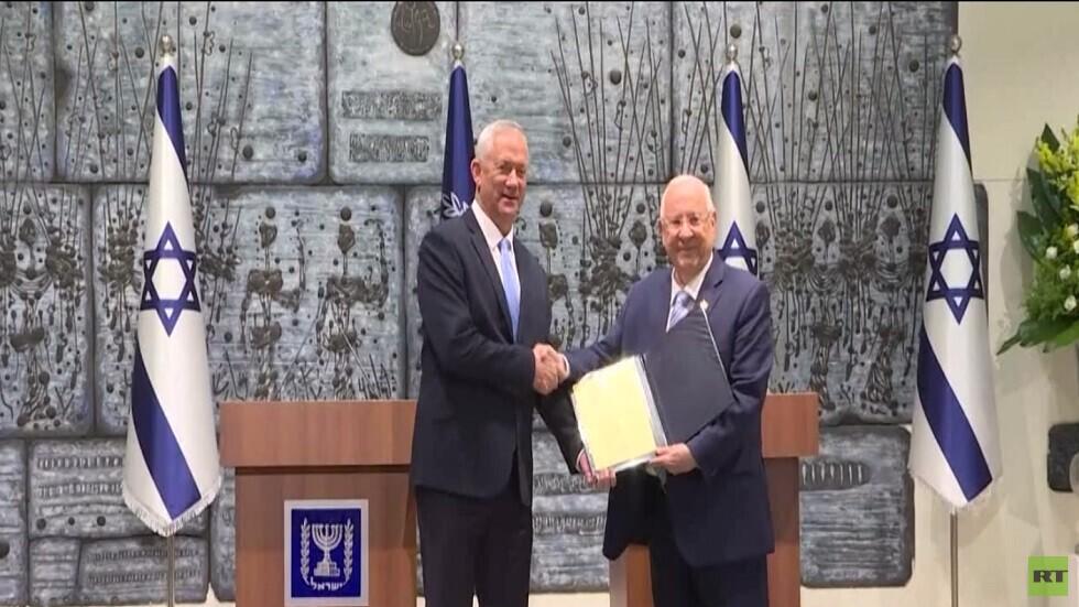 فرص غانتس في تشكيل الحكومة الإسرائيلية
