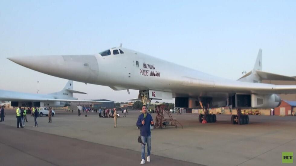البجعة البيضاء الروسية بجنوب إفريقيا