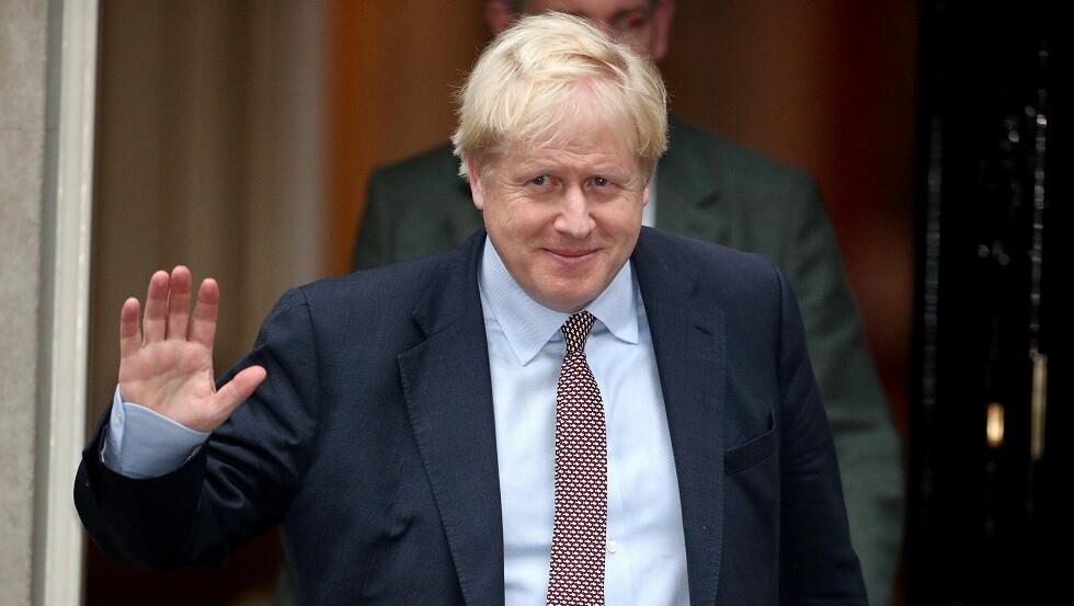 بوريس جونسون يدعو لانتخابات برلمانية مبكرة يوم 12 ديسمبر بهدف كسر الجمود بشأن الطلاق مع أوروبا