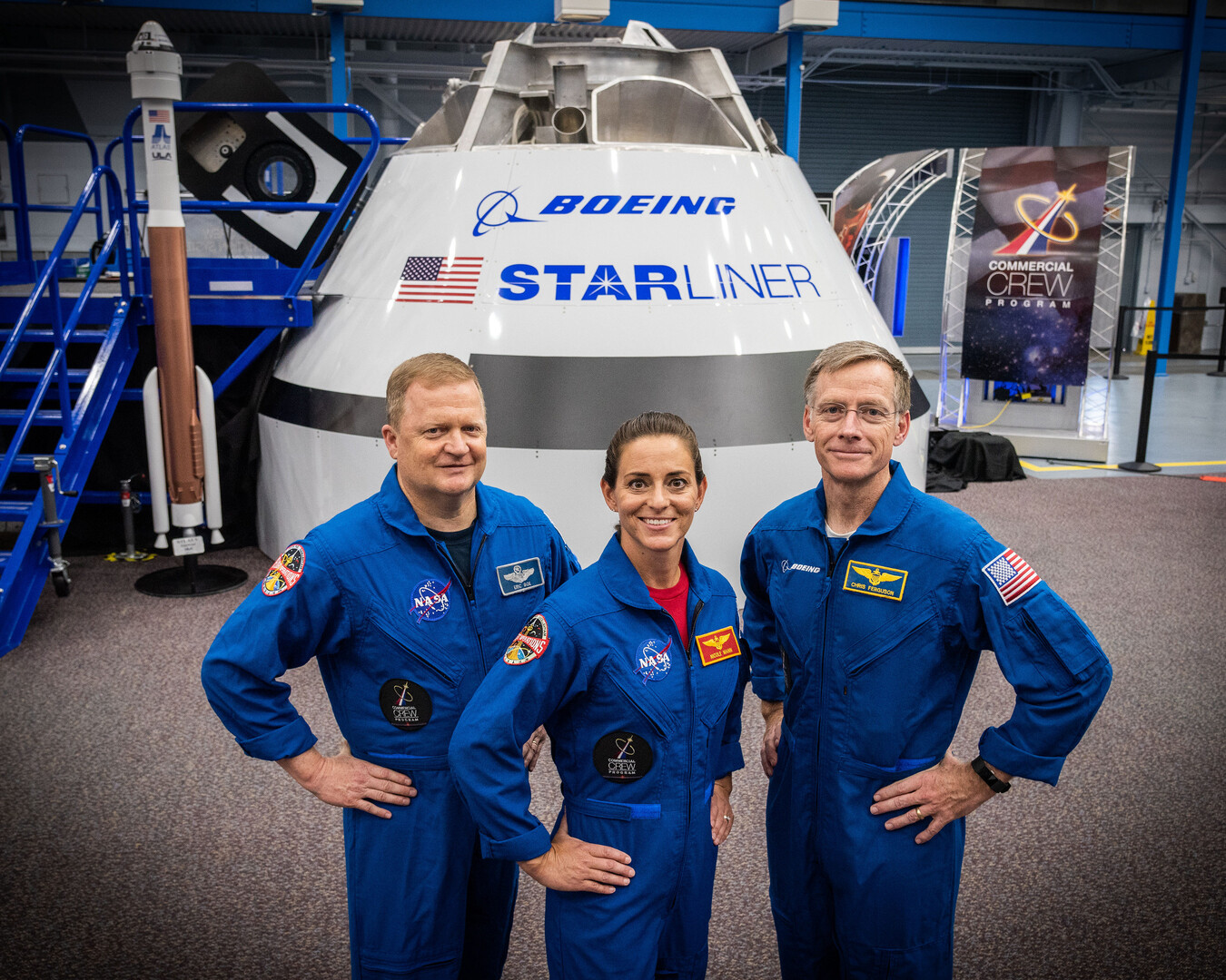 مركبة Starliner الفضائية