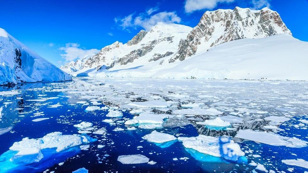 علماء يحققون اكتشافا جديدا غير متوقع في أنتاركتيكا
