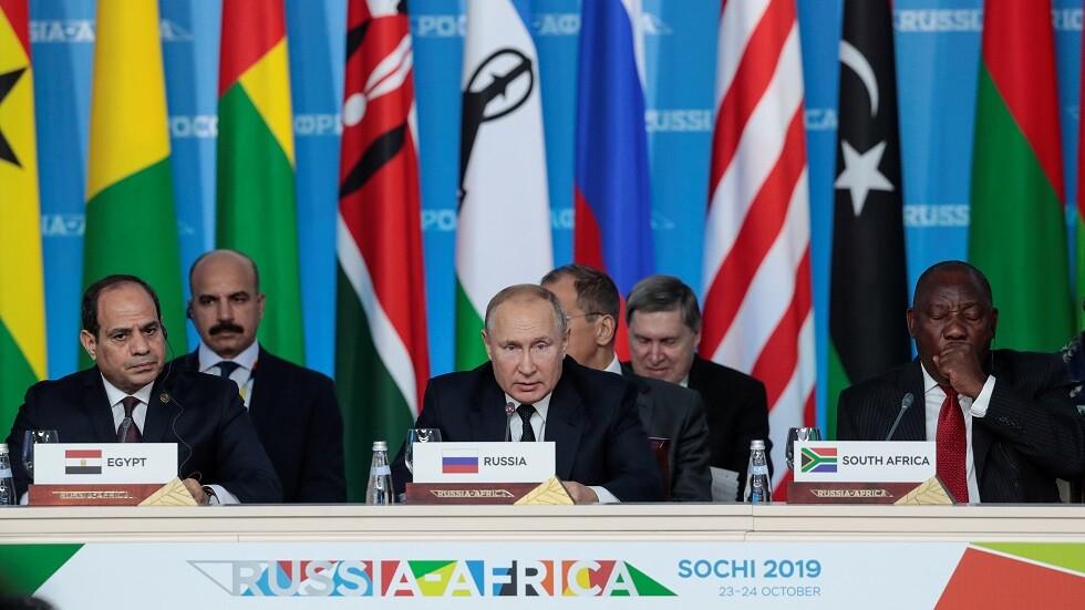 روسيا في إفريقيا تخيف الغرب والصين
