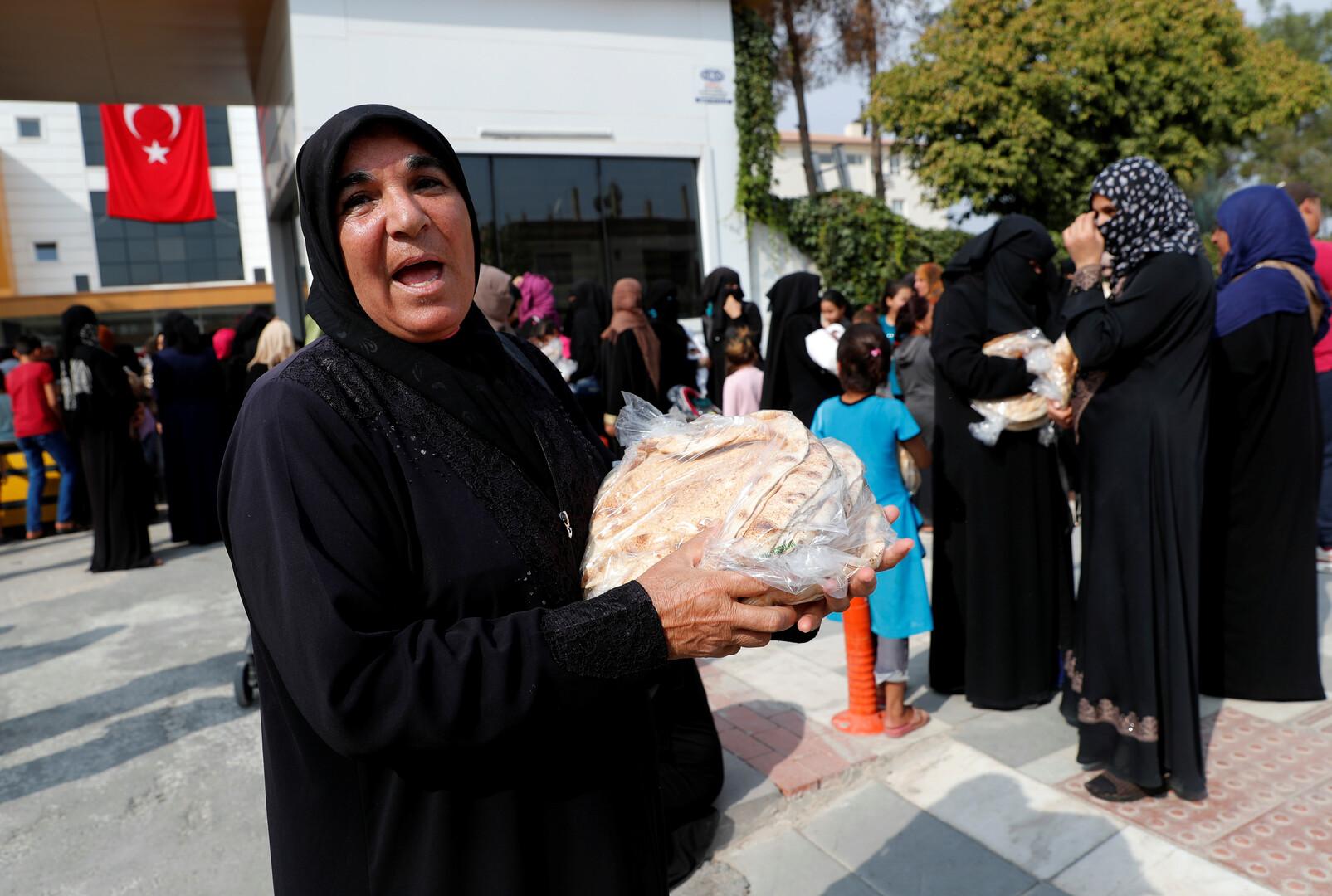 العفو الدولية: تركيا ترحّل اللاجئين السوريين إلى