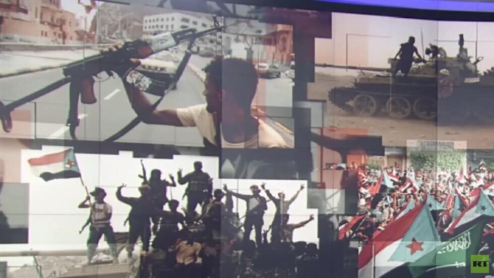الانتقالي وحكومة هادي يوقعان مسودة اتفاق