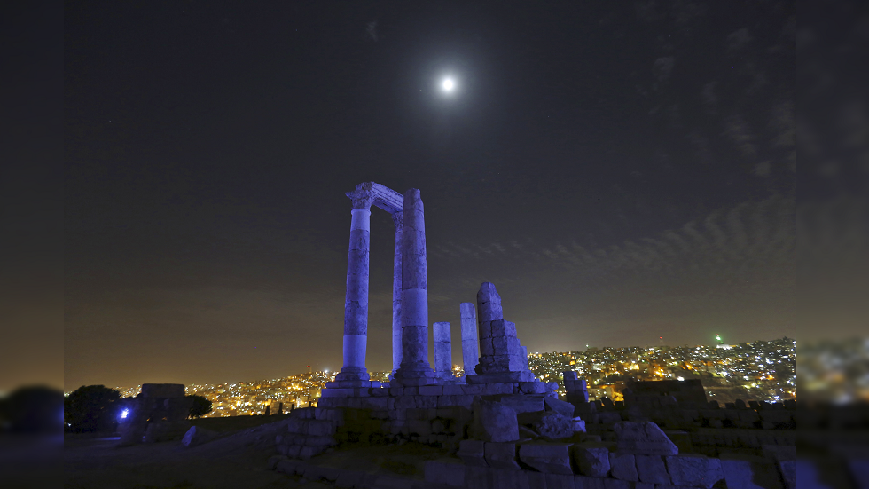 العاصمة الأردنية عمان (صورة أرشيفية)