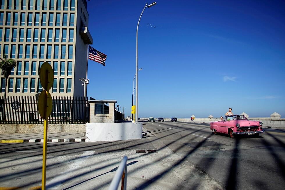 العاصمة الكوبية هافانا