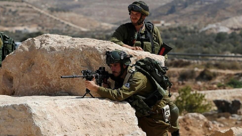 عناصر الجيش الإسرائيلي - أرشيف