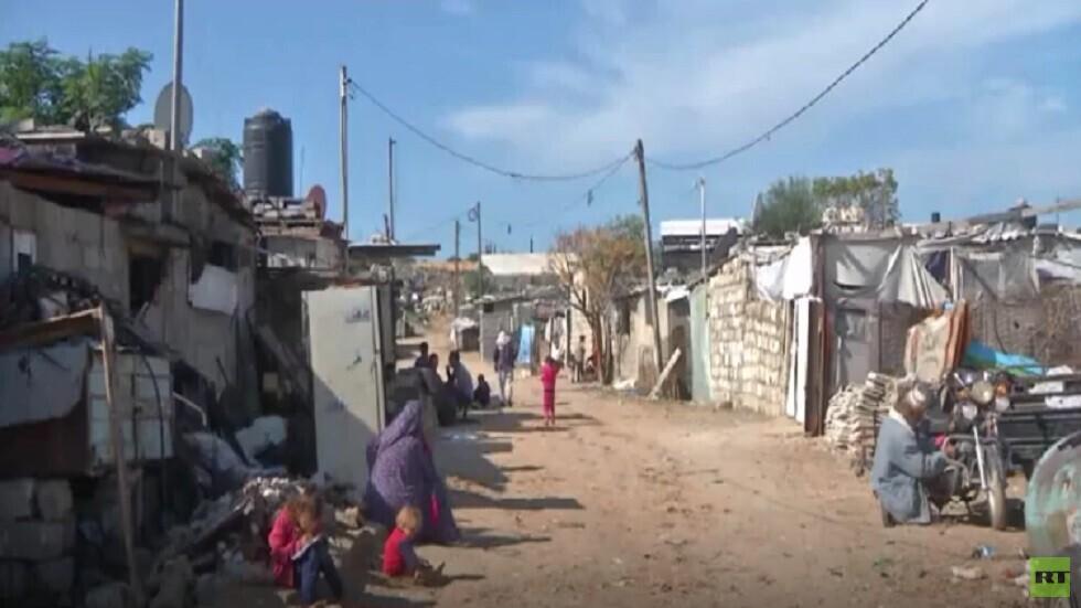 ارتفاع نسبة البطالة في قطاع غزة