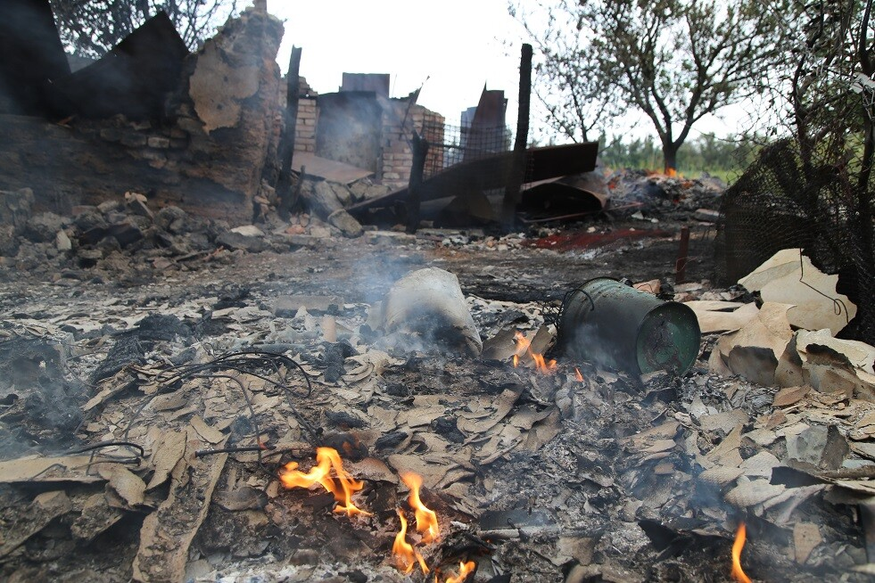 شاحن جوال يحرق منزلا في السعودية -