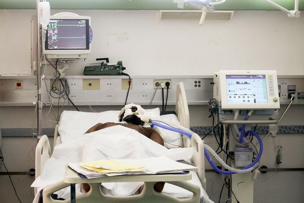 مستشفى في العاصمة الليبية طرابلس