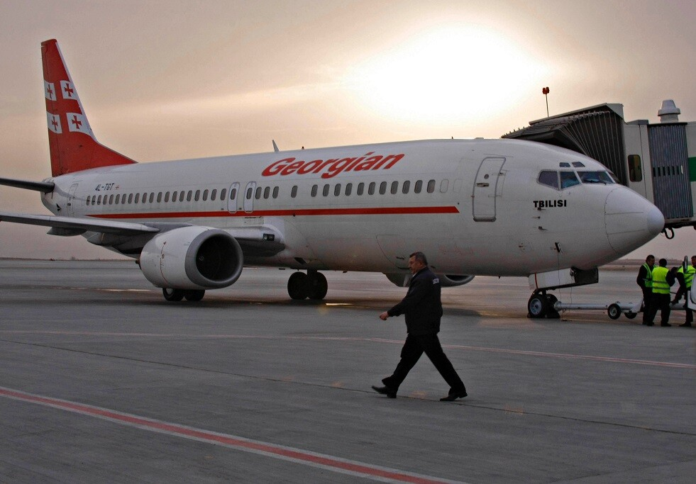 رئيس وزراء جورجيا يحدد مقدار خسارة بلاده من حظر الطيران الروسي