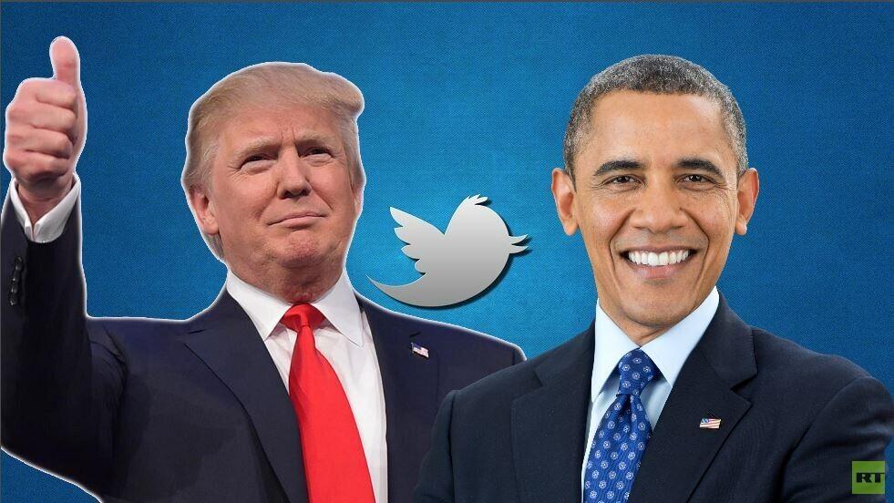 أرشيف تغريدات ترامب يضعه في مأزق