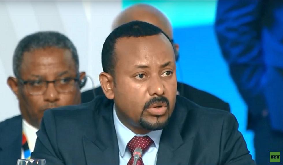 رئيس الحكومة الإثيوبية الحائز نوبل للسلام، أبي أحمد