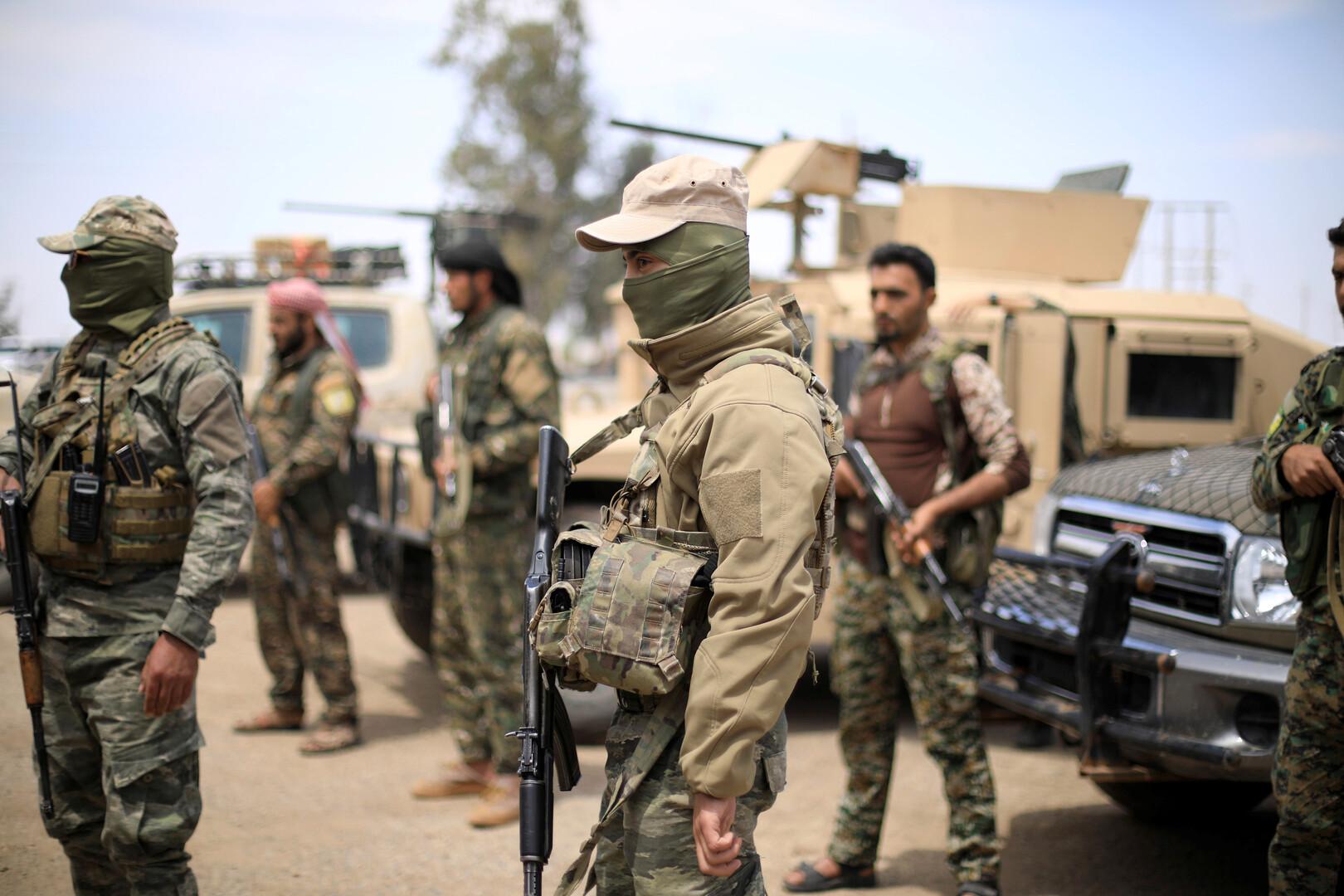 نشطاء سوريون: 15 قتيلا حصيلة اشتباكات المقاتلين الأكراد والفصائل الموالية لتركيا