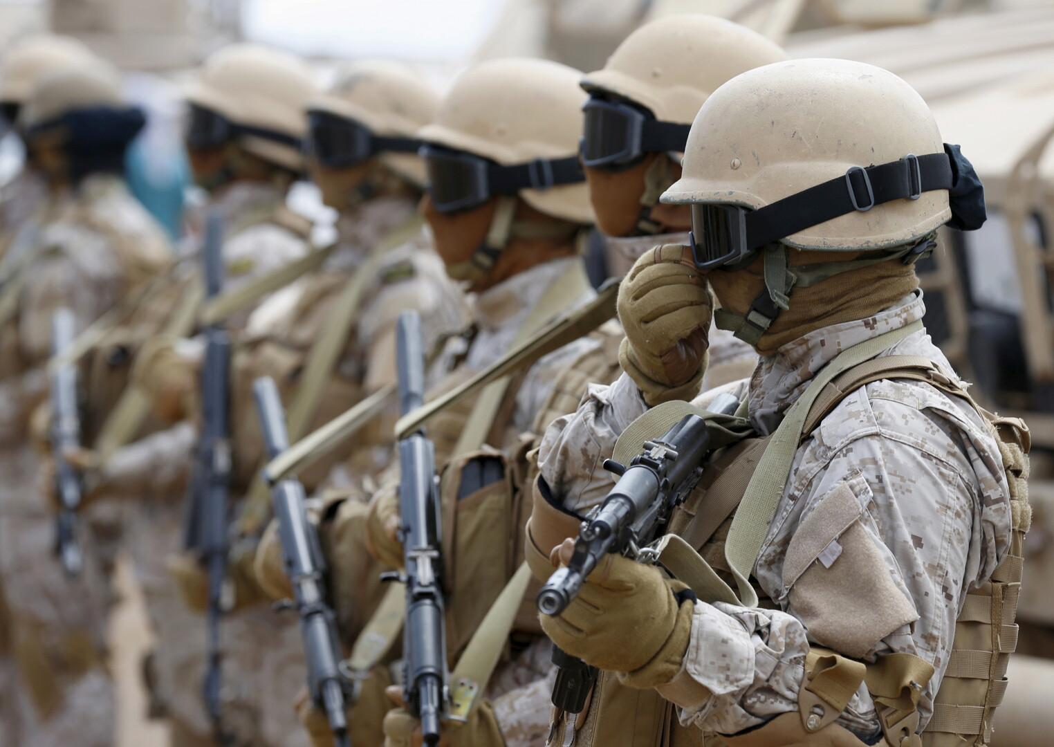 التحالف العربي يعيد نشر قواته في عدن