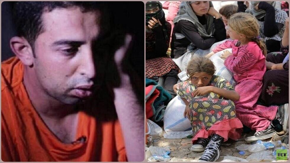 الإيزيديون والطيار الأردني الكساسبة من ضحايا