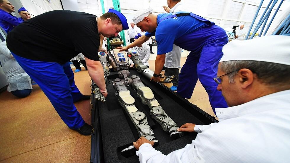 روسيا واليابان بصدد تصميم روبوت فضائي جديد