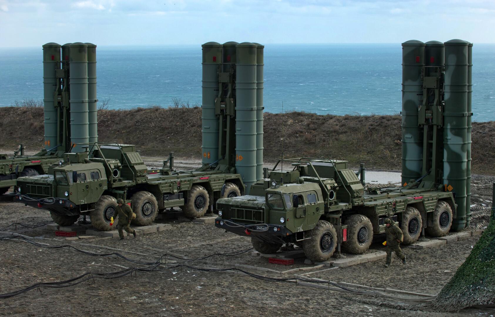 صواريخ الدفاع الجوي الروسية