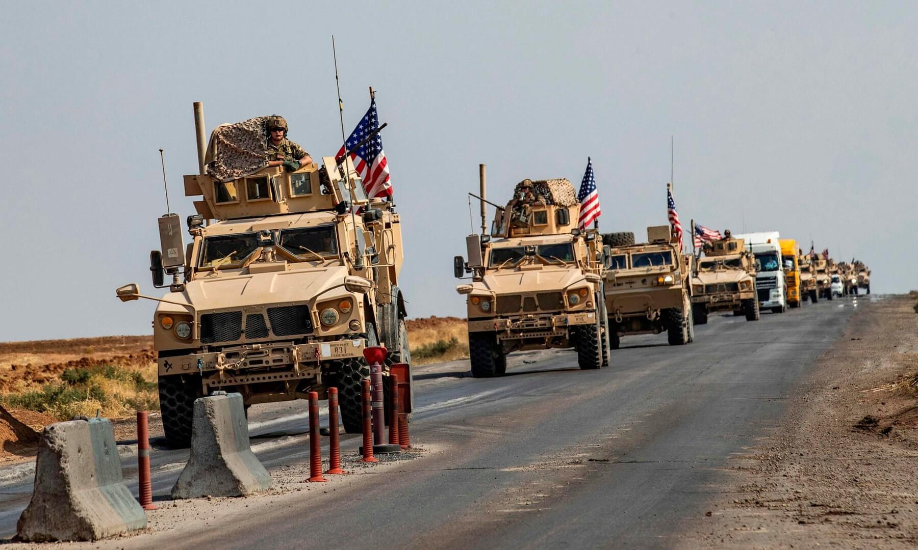 واشنطن: قواتنا في سوريا ستمنع وصول دمشق أو موسكو إلى حقول النفط -