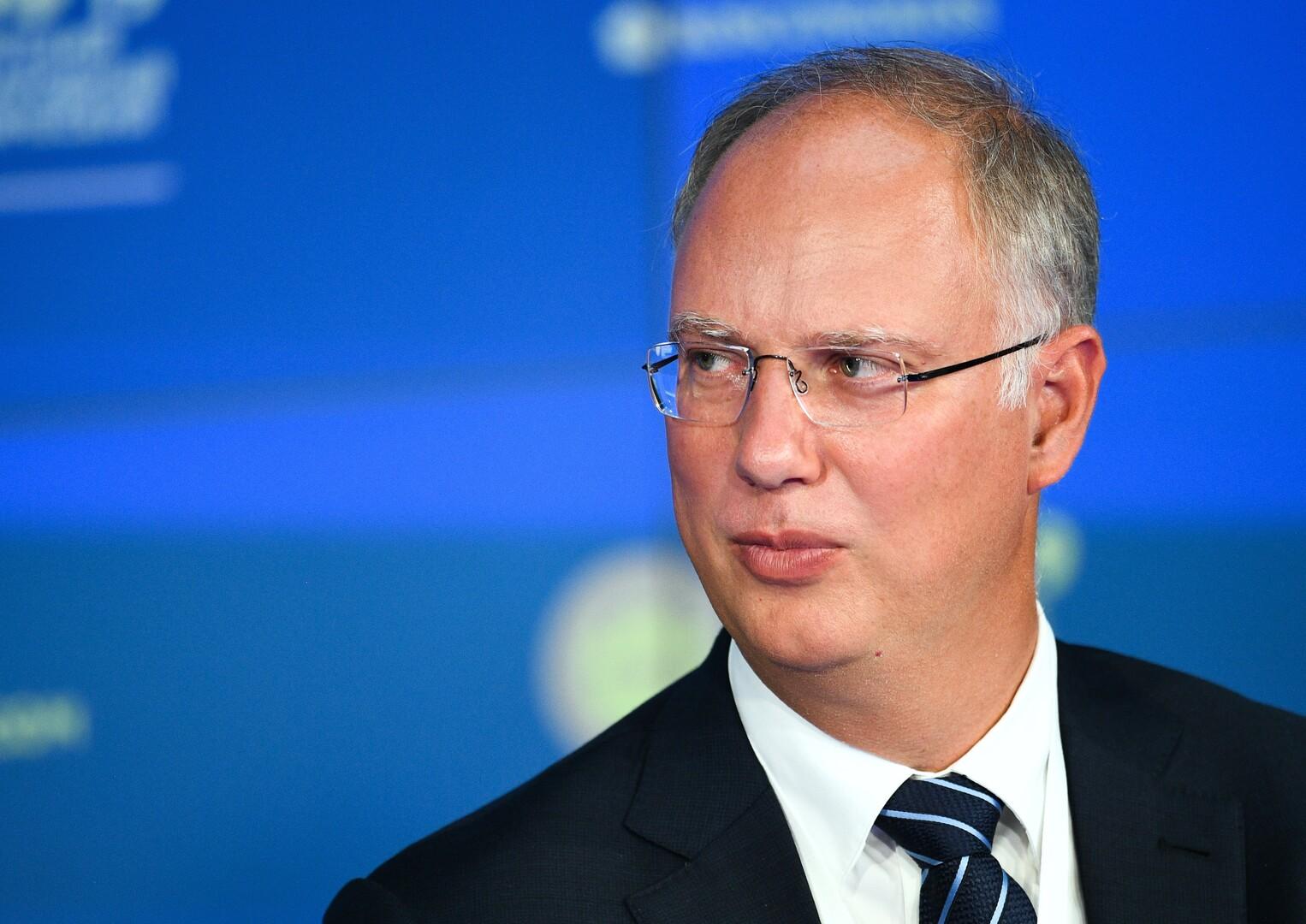 المدير العام للصندوق الروسي للاستثمارات المباشرة كيريل دميترييف