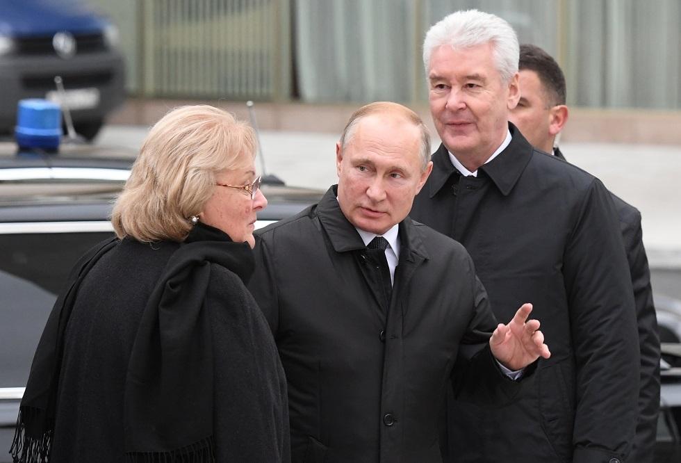 بوتين عن بريماكوف: رجل دولة ذو مكانة فريدة
