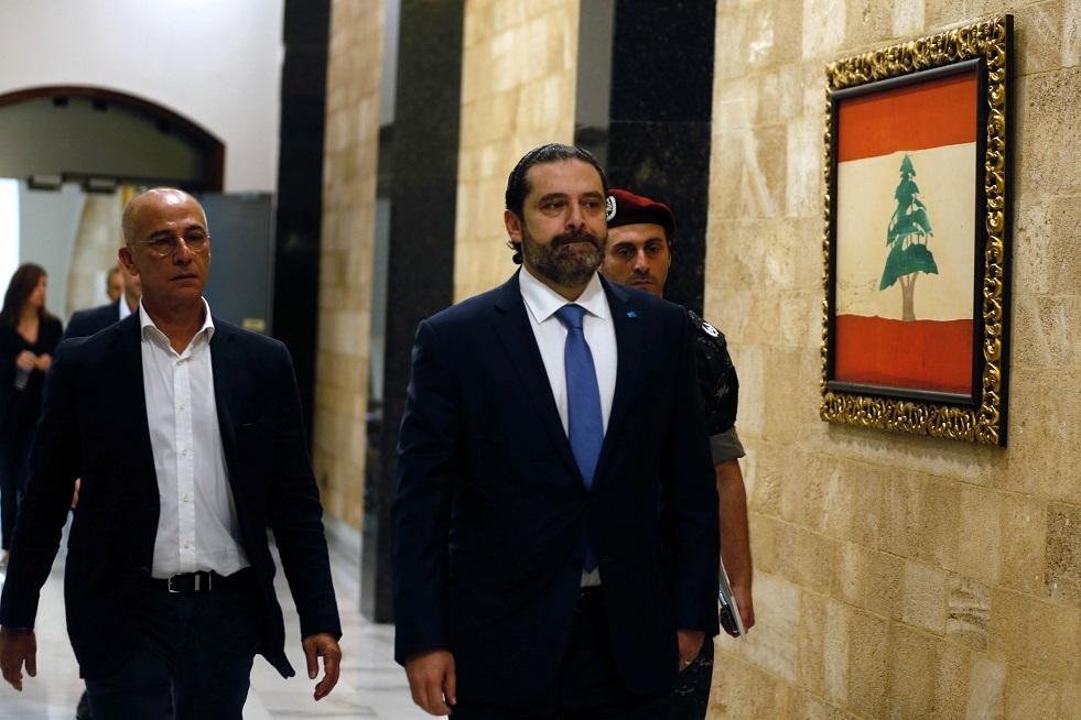 الحريري يقدم استقالته ويقول إن هذه الخطوة جاءت بعدما وصل لطريق مسدود