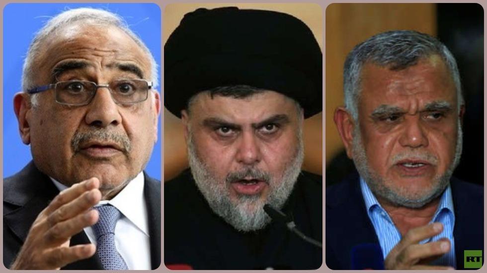 العراق.. العامري يرد على رسالة مقتدى الصدر