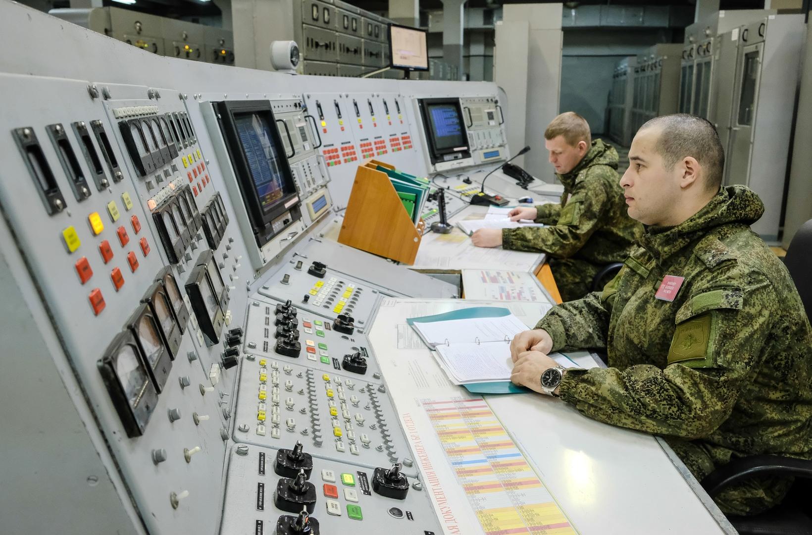 روسيا تنشر محطات رادار