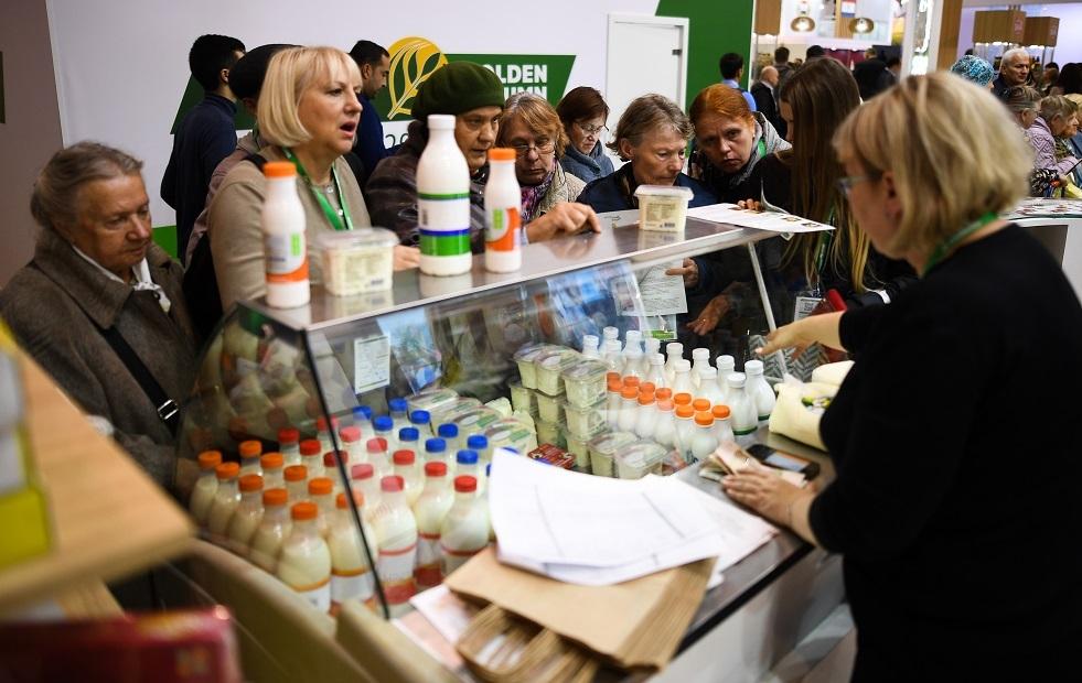 خبير: زيادة صادرات المنتجات الزراعية من روسيا لن يؤثر على سوقها المحلية