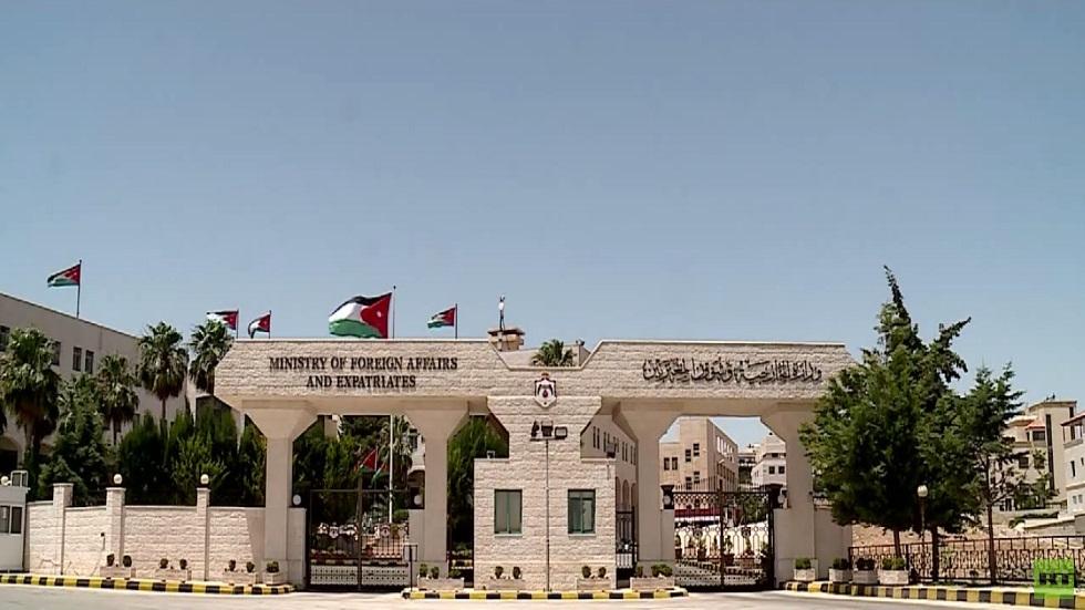 الأردن يستدعي سفيره لدى إسرائيل