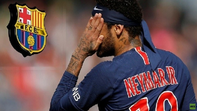 نيمار ينقلب على برشلونة