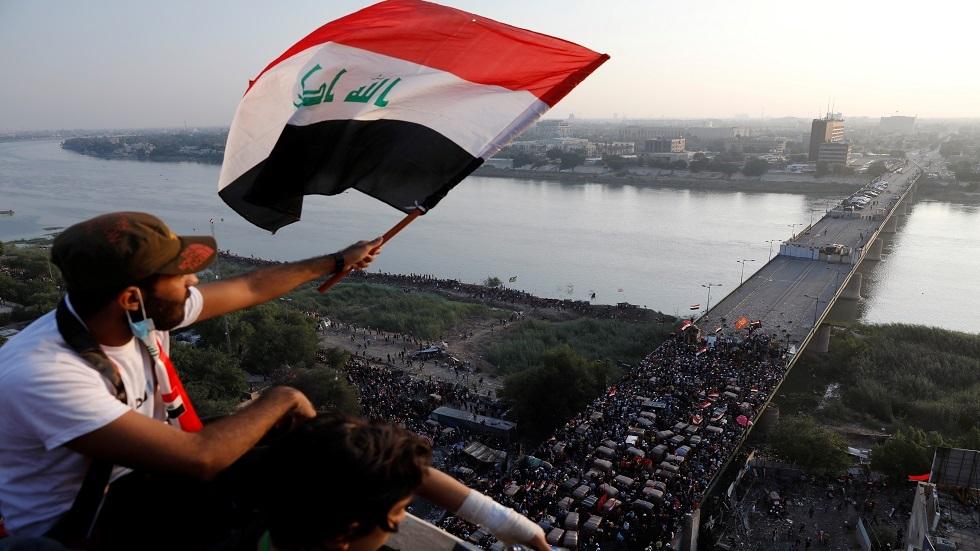 العراق.. تواصل الاحتجاجات في بغداد ومناطق أخرى