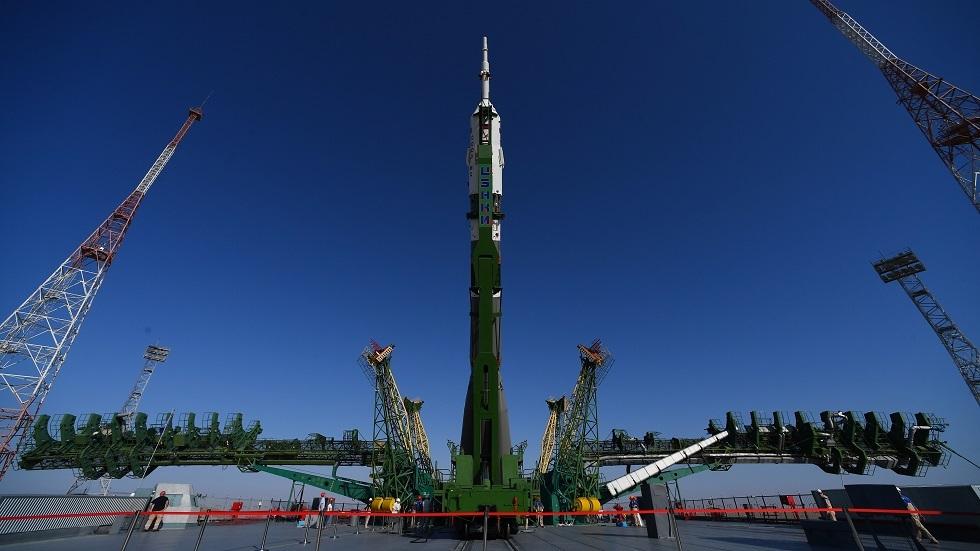 صاروخ فضائي روسي من نوع Soyuz-2.1a