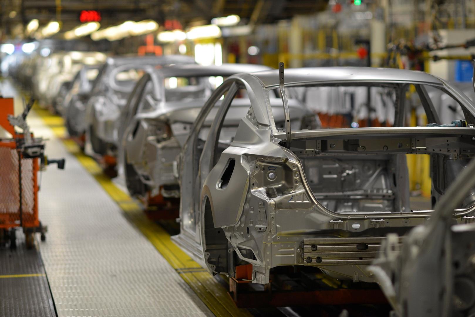 ولادة رابع أكبر مصنع للسيارات في العالم