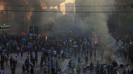 دول خليجية تحث مواطنيها على عدم السفر إلى العراق بسبب الاضطرابات