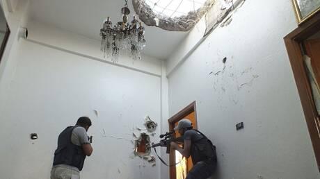 """مسؤول روسي: عدد المسلحين المرتبطين بـ""""القاعدة"""" في إدلب أكثر من 35 ألف"""