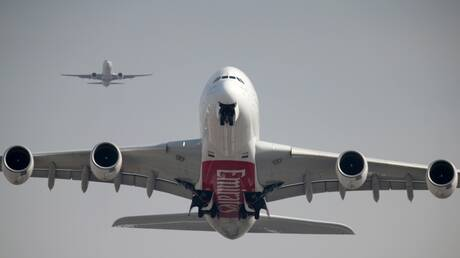 """6 ملايين مسافر نقلتهم """"طيران الإمارات"""" إلى روسيا منذ بدء رحلاتها"""