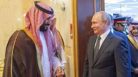 بن سلمان يصطحب بوتين بجولة في الدرعية