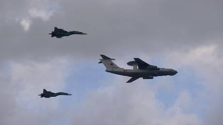 """الرادار الطائر الروسي الحديث يتحدى""""الحارس الأمريكي"""""""