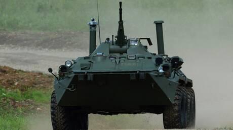 تركمانستان تعدل عربات BTR القتالية