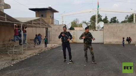 مراسلتنا: عودة جماعية للمواطنين النازحين إلى عين العرب